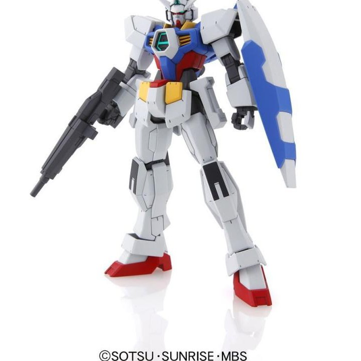 Recent Hg Gundam Age-1 Gundam Age-1 ของเล่นสําหรับเด็ก 01 ปี