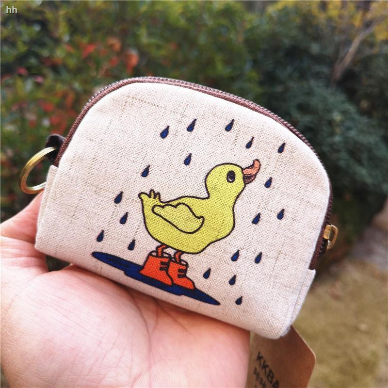 กระเป๋าใส่บัตรแบรนด์เนมกระเป๋าใส่บัตรกระเป๋าใส่บัตรคล้องคอกระเป๋าใส่บัตร coach❈ผ้าฝ้ายและผ้าลินินศิลปะการพิมพ์กระเป๋าใส