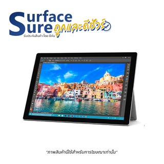 **Clearance สินค้ามือสอง สภาพดี **Surface Pro 4/i5-6300U /8GB/256GB/Win10Pro/Warranty 30 Days by D-KAN