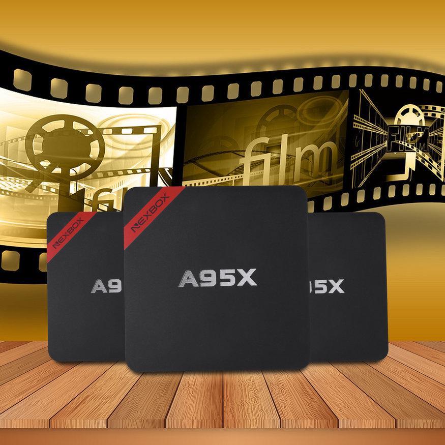 คุณภาพดีที่สุด Nexbox A95X Firmware ซื้อเลย