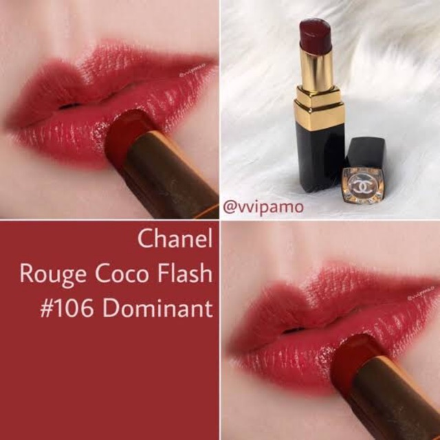 เบอร์ Chanel Flash 106 Lip Coco