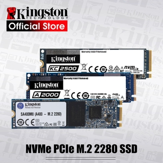 Kingston SSD NVMe PCIe M.2 2280 250G 500G 1TB Internal Solid State Drive 120G 240G 480G Hard Disk For PC Notebook Deskto