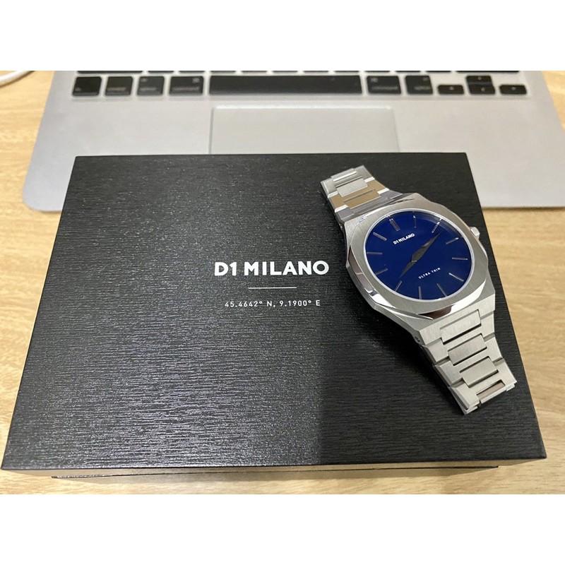 นาฬิกา d1 milano OCEAN ULTRA THIN BRACELET 38 MM มือสอง