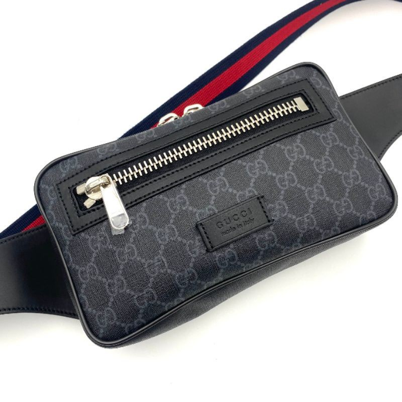 New Gucci GG supream belt bag