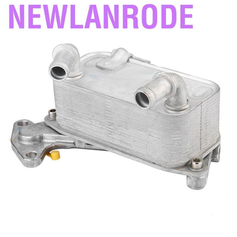 New Auto Transmission Oil Cooler with Base for Volkswagen Passat CC 3C0317037A