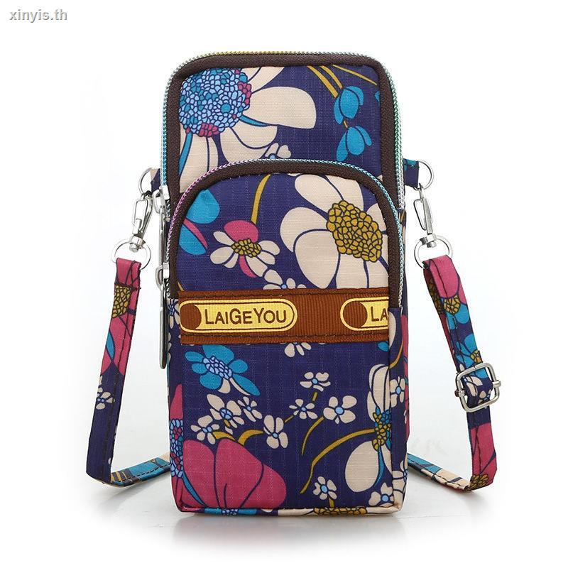 【กระเป๋าLingky กระเป๋าสะพายไหล่กระเป๋าถือขนาดใหญ่ใส่โทรศัพท์มือถือ