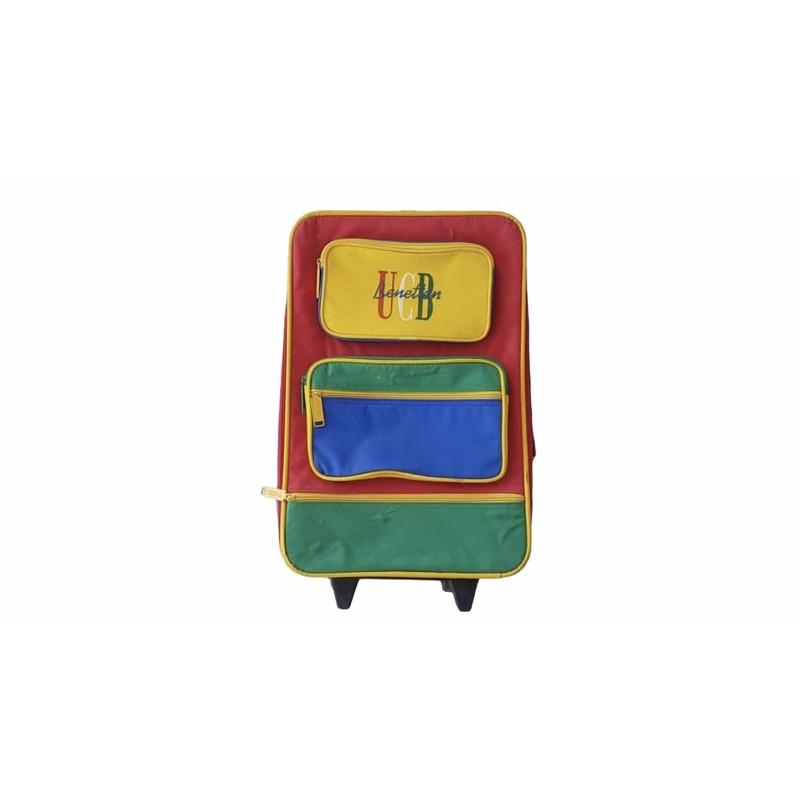 กระเป๋าเดินทางล้อลาก benetton 24 นิ้ว มือสอง