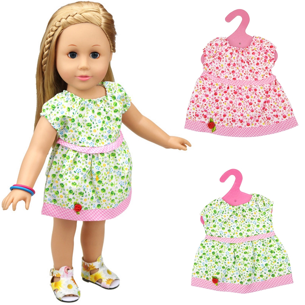Dolls & Stuffed Toys Doll Shoes Fashion Doll Red Leather Shoe 18 Inch Girl Dolls And 43 Cm Baby Doll Toy Accessories S71