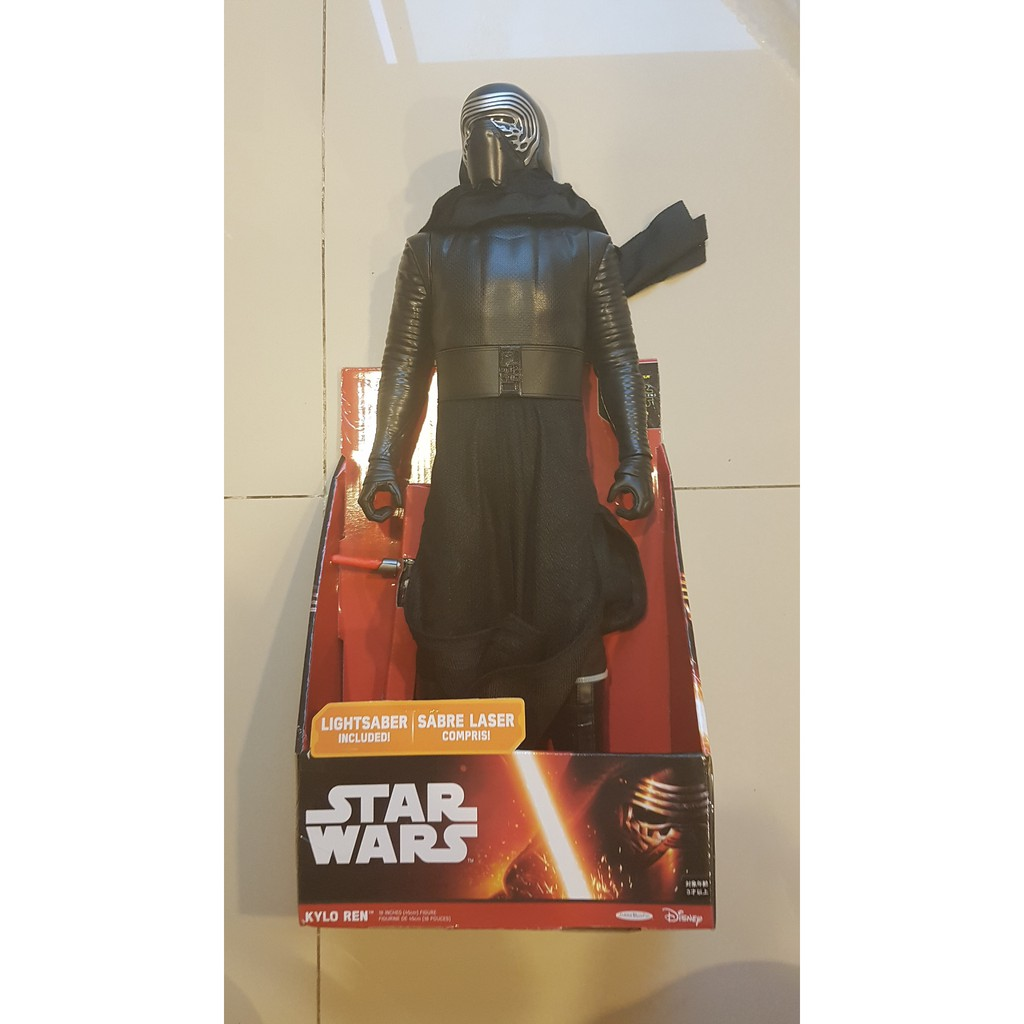 Star Wars: The Force Awakens 18 Inch Figure Kylo Ren