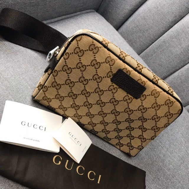 Gucci guccissima Belt Bag