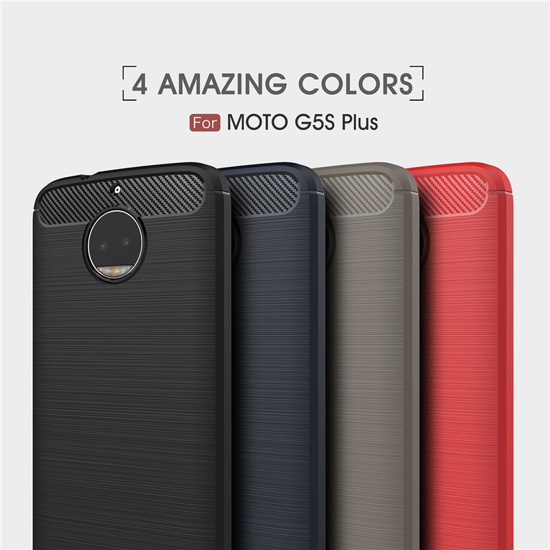 Motorola Moto G5/G5 plus Hybrid Armor Cover Cases with Stand | Shopee Thailand