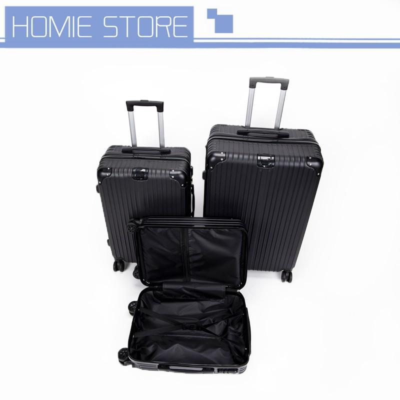 กระเป๋าเดินทาง กระเป๋าล้อลาก กระเป๋าเดินทางล้อลาก  ขนาด20/24/28 นิ้ว กระเป๋าลาก กระเป๋าเดินทางล้อลาก แข็งแรง น้ำหนักเบา