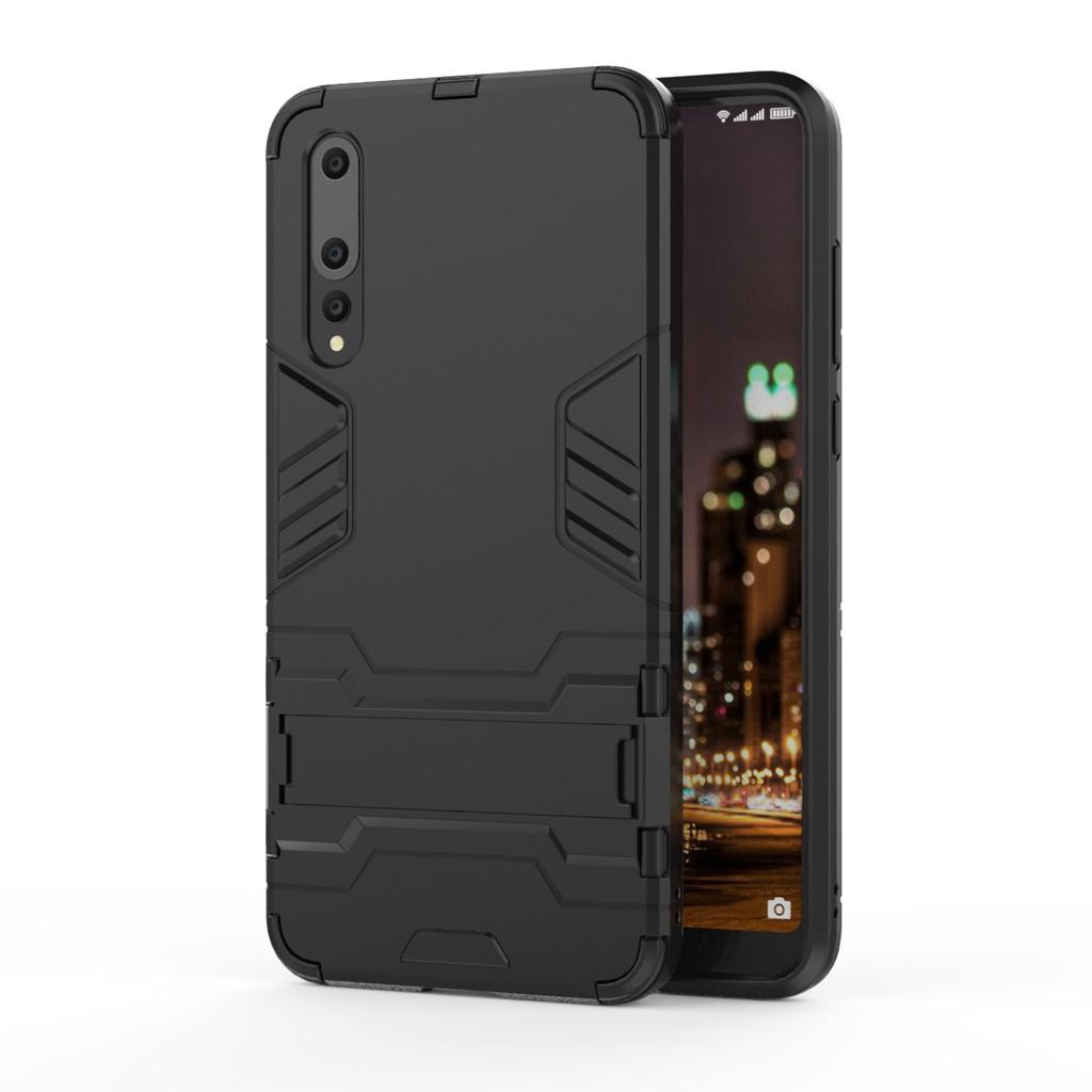 เคสโทรศัพท์มือถือเคสโทรศัพท์มือถือสองชั้นสําหรับ Huawei P 20 Pro