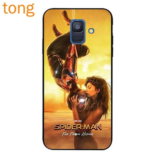 Samsung J2 Note 3 4 5 8 9 A5 A6 A8 A9 Star Pro Plus 2018 Inverted Spiderman Soft TPU Case