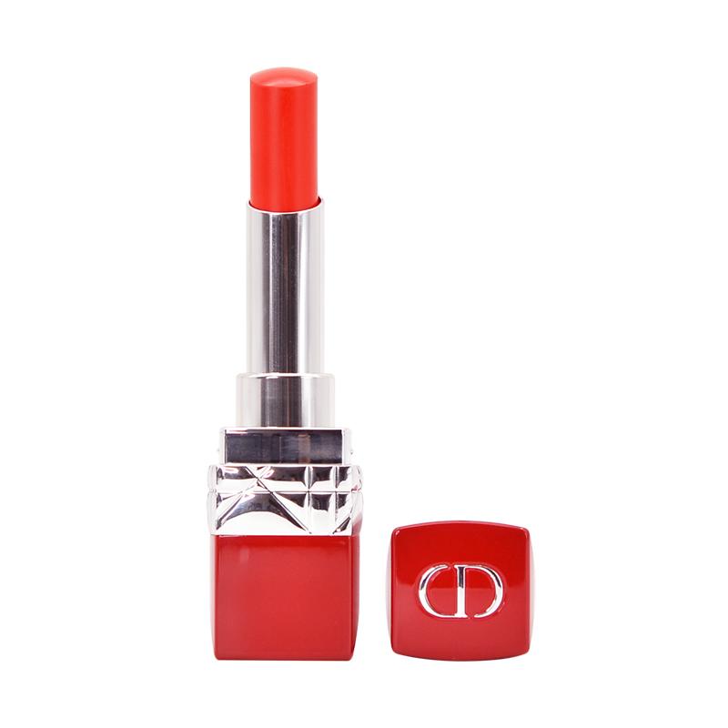 dior ใหม่ จำกัด หลอดสีแดงเคลือบลิปสติกลิปสติก 436.555.641.777.999    dior new limited red tube matte lipstick lipstick 436.555.641.777.999