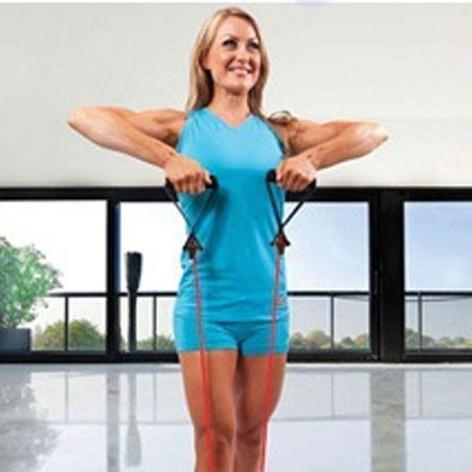 ยางยืดออกกำลังกาย  อุปกรณ์ออกกำลังกาย เครื่องยืดกล้ามเนื้อ ผ้ายืดออกกำลังกาย ยางยืดแรงต้าน  ยางยืดออกกำลังกายแรงต้านสูง