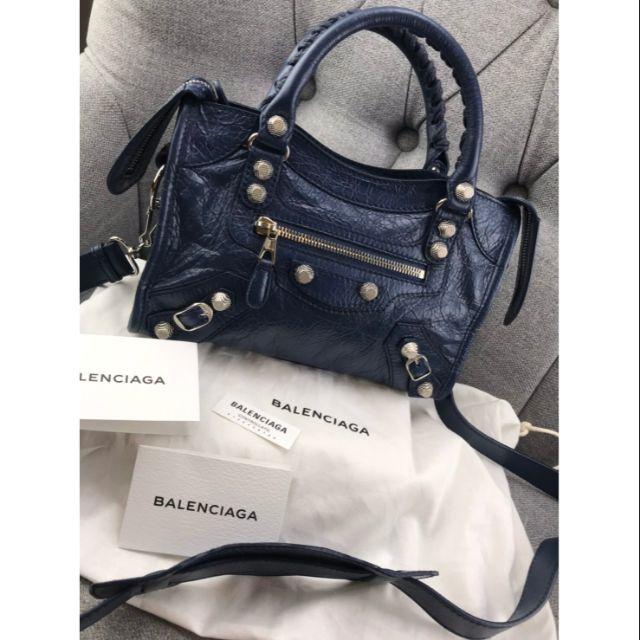 กระเป๋า Balenciaga mini  แท้ 💯ส่งฟรี ems ลดสุดๆ