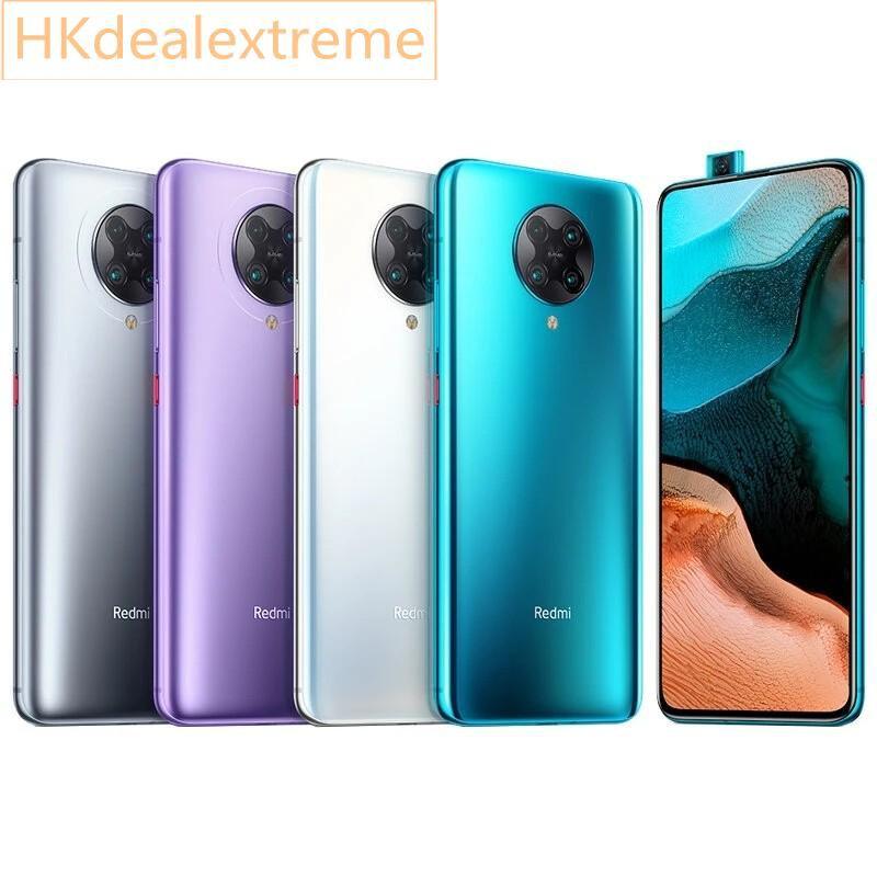 สมาร์ทโฟน Hk Xiaomi Redmi K30 Pro 64 Mp Quad Cameras Ram 8Gb 6 . 67 นิ้ว Wifi Nfc Snapdragon 865 5 G