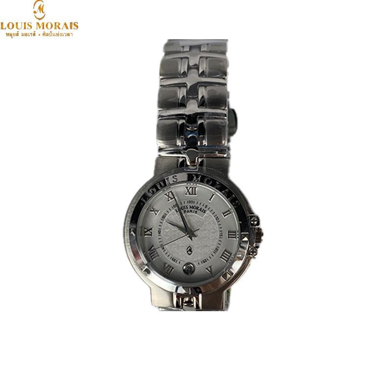[Louis Morais] นาฬิกาข้อมือรุ่น LMG 598 SVSV