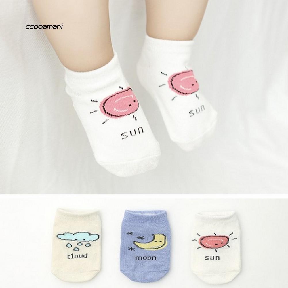 Baby Toddler Infant Cartoon Boys Girls Anti-slip  Socks size 2-4 Years