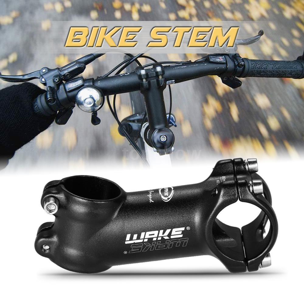 EC90 Carbon Stem Aluminum MTB Road Bike Mountain Handlebar Stems 28.6-31.8MM 1PC