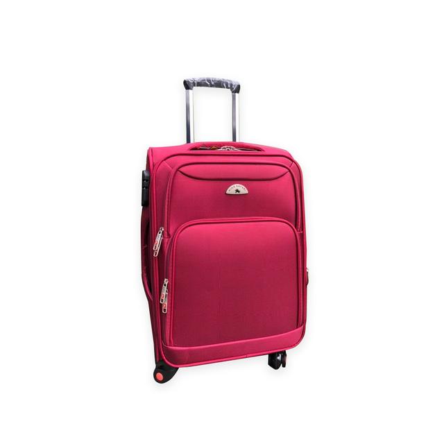 กระเป๋าเดินทางล้อลาก4ล้อ แบบผ้า รหัส3388