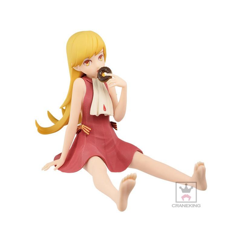 Monogatari Series - Oshino Shinobu - EXQ Figure - Osuwari (Banpresto)