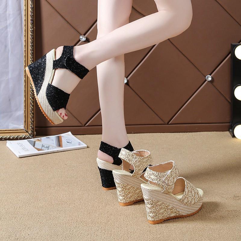 ส้นสูง รองเท้า รองเท้าคัชชู รองเท้าส้นสูง รอเท้าส้นตึก รองเท้าส้นเตารีด รองเท้าผู้หญิง รุ่นเปิดเท้า TP120