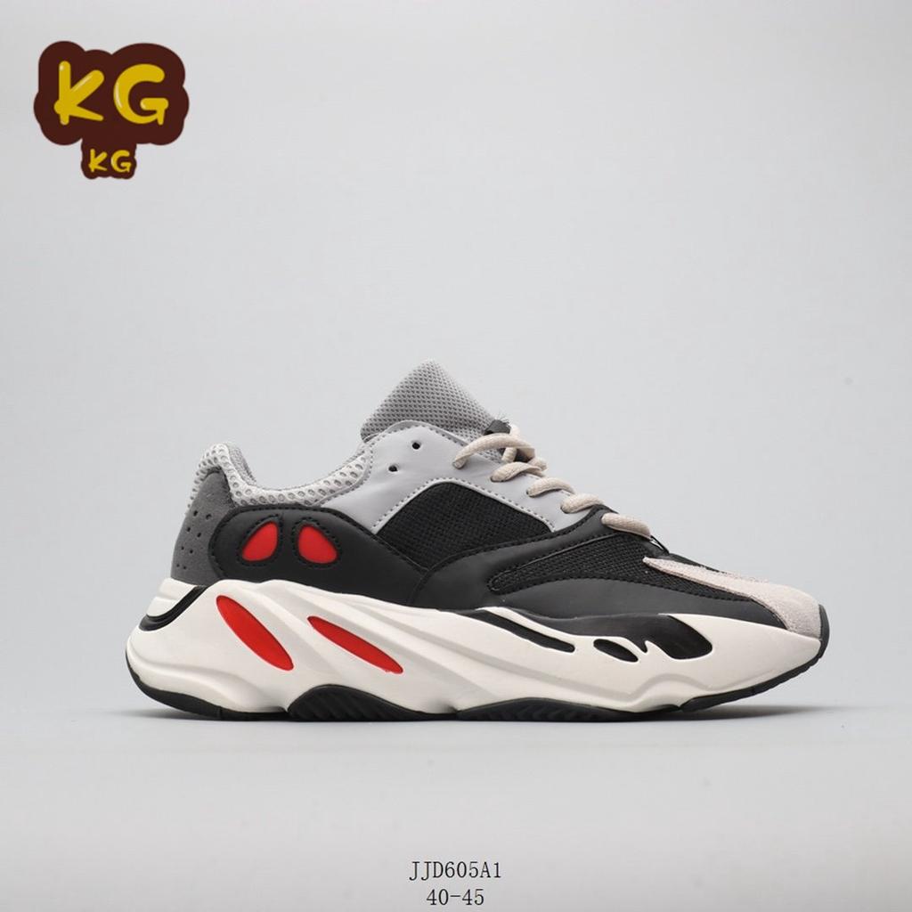 งแท้องแท้100% Adidas Yeezy Boost 700 ย้อนยุค สบาย ๆ รองเท้ากีฬา รองเท้าพ่อ