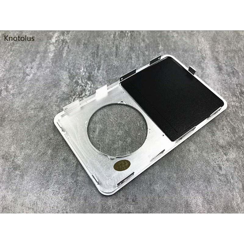 Back cover+headphone jack for iPod Classic 6th Gen 80gb