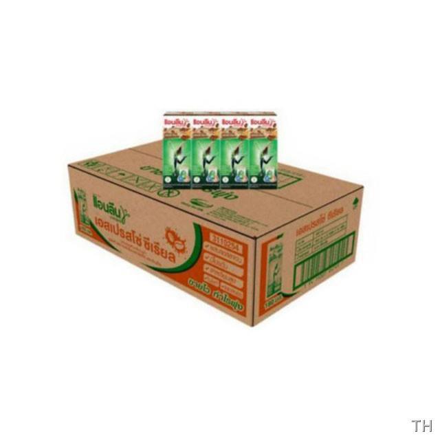 ﺴ[ขายยกลัง] แอนลีน มอฟแม็กซ์ นมยูเอชที 12x4x180 มล. (48 กล่อง)