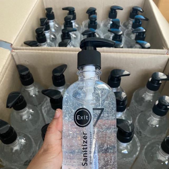 เจลล้างมือ แห้งไว ไม่เหนียวเหนอะหนะ แอลกอฮอล์70% ขนาด500ml.
