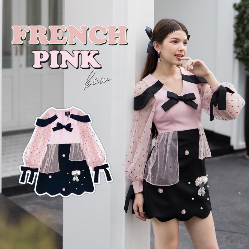 [BLT brand]size M French Pink หายาก:: น่ารักเกินต้าน