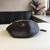 Coach bag f48740 women's bag / Waist Bag / chest bag