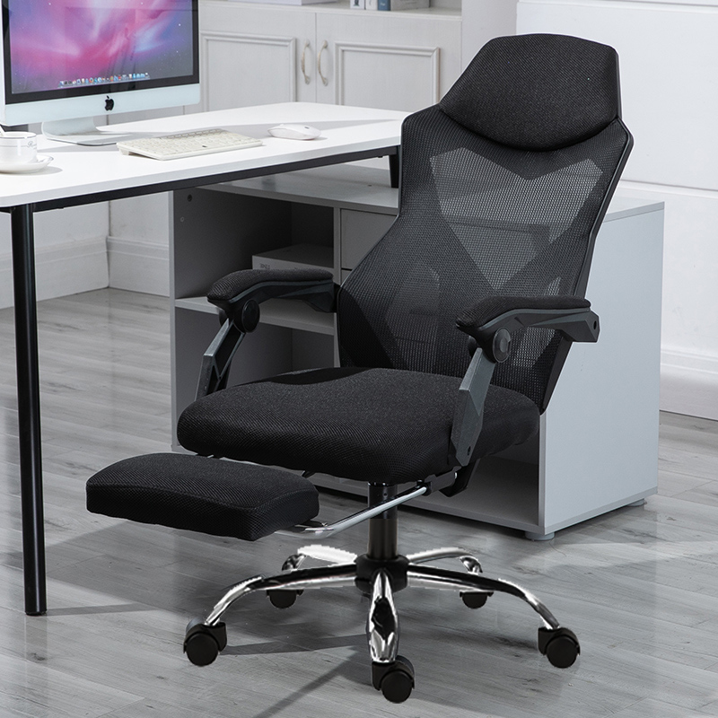 KUMALL เก้าอี้เล่นเกม เก้าอี้เกมมิ่ง เก้าอี้สำนักงาน เก้าอี้เล่นเกม Gaming Chair ปรับความสูงได้ OFFICE CHAIR รุ่น KTGC-A