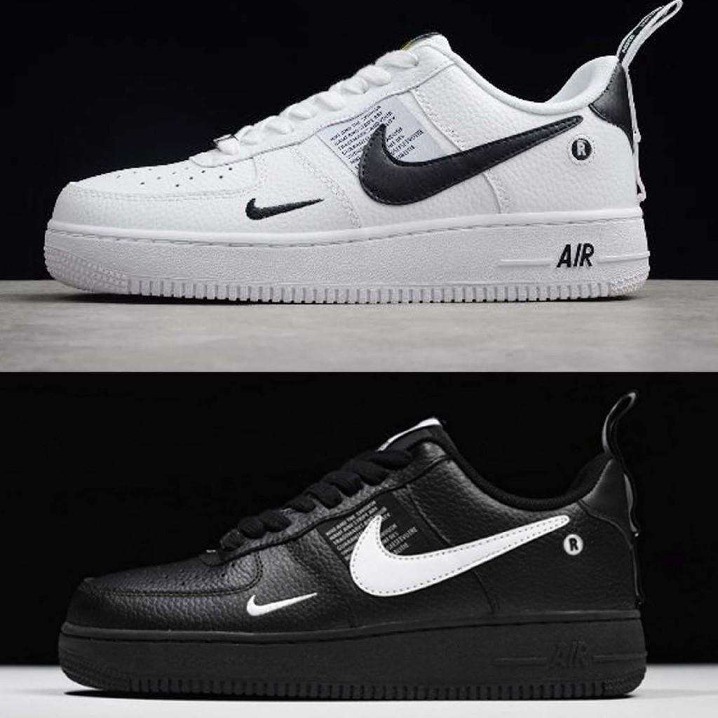 รองเท้าผ้าใบ Nike Air Force 1 07 LV 8 สำหรับผู้ชาย | Shopee Thailand