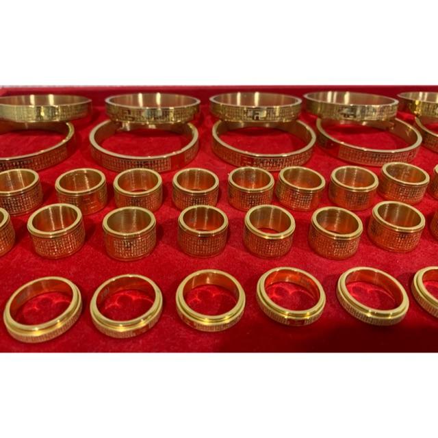 แหวนหทัยสูตร แท้จากทิเบต