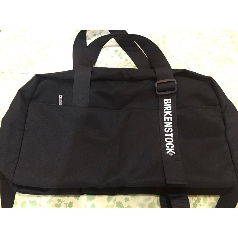 Bikenstock กระเป๋าสะพายมือ2 สีดำ