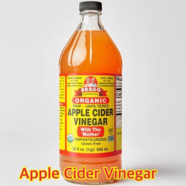 Apple cider vinegar   ACV ขวดใหญ่สุด  946 ml ราคาถูกที่สุด