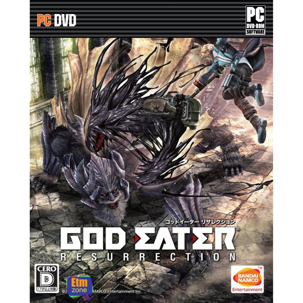 Ps4 God Eater 2 Rage Burst English Asia Shopee Thailand Sony Reg 3
