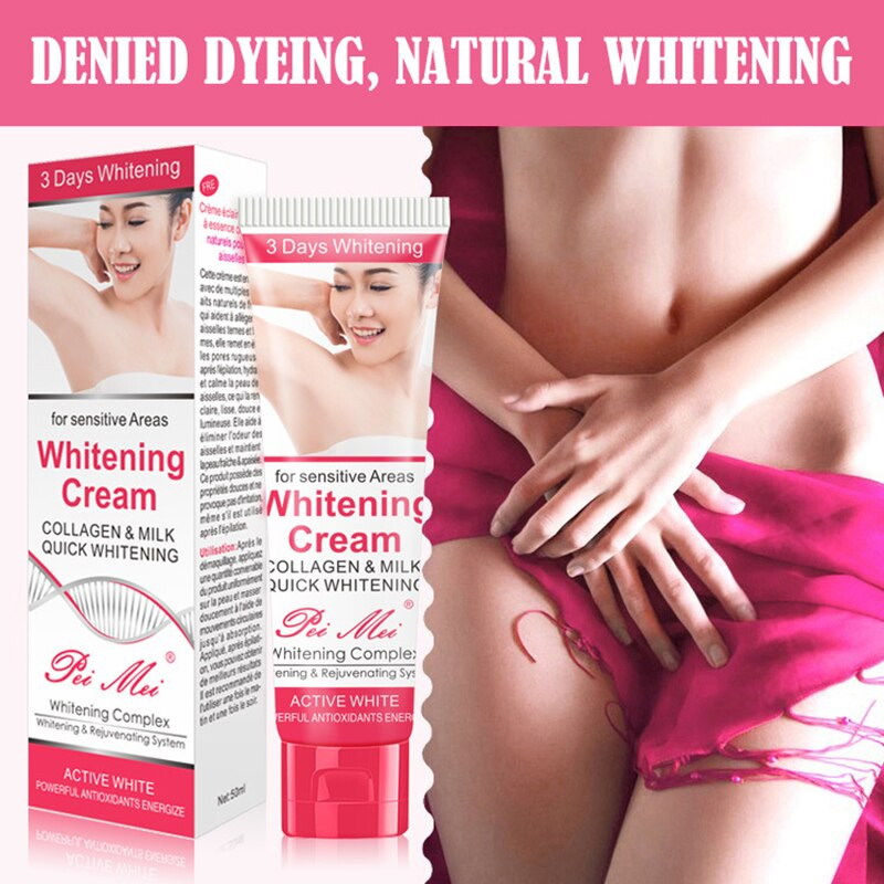 Women Armpit Whitening Cream Underarm Private Part Nipple Skin Care Cream MH88