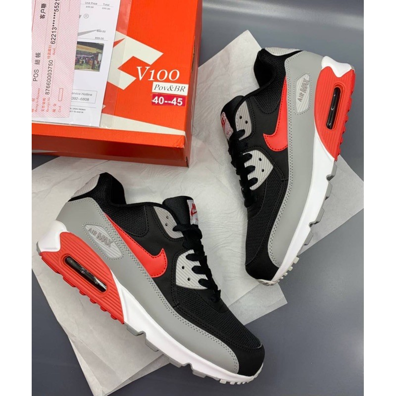 Original รองเท้าผ้าใบ NIKE AIR MAX 90 ราคาพิเศษ