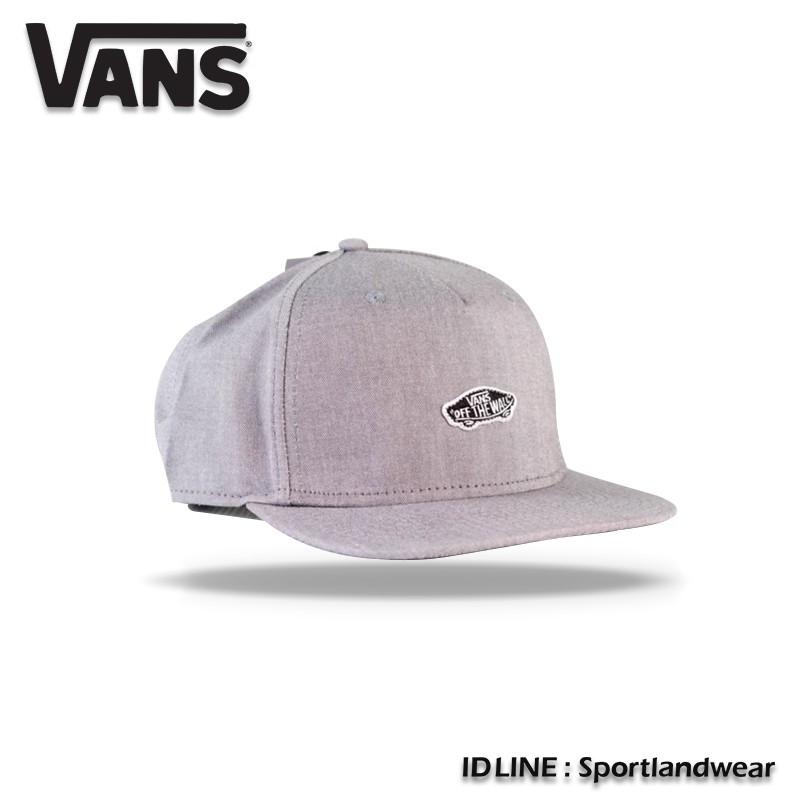 cff54aabeca หมวก Vans M Cap Trenton Snapback (VN0A2ZZJGRX)(1400)
