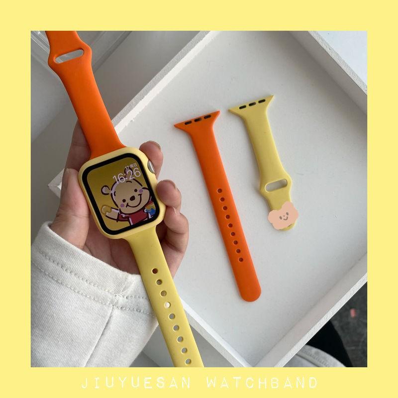 สายนาฬิกาข้อมือ Applewatch ขนาดเล็ก Iwatch2 / 3 / 4 / 5 / 6 / Se