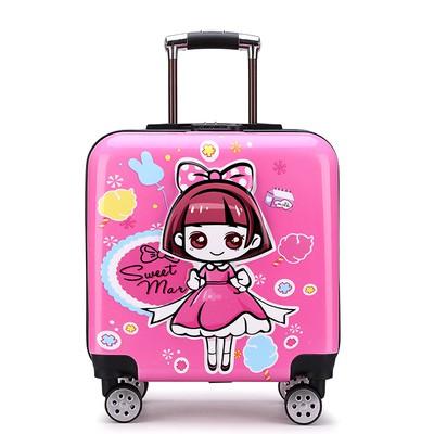 ざやกระเป๋าเดินทางเด็ก  กระเป๋ารถเข็นเดินทาง กระเป๋าเดินทางพกพา กระเป๋าเดินทางล้อลากสำหรับเด็กกระเป๋าเดินทางล้อลากขนาด 20