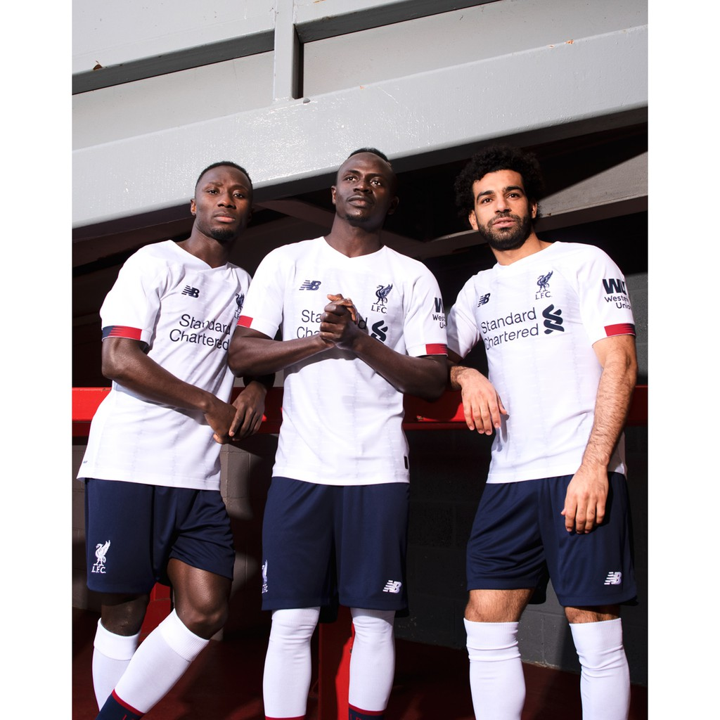 2562/2020 Liverpool Jersey No.11 M.SALAH away Football Jersey white Football Shirt COD