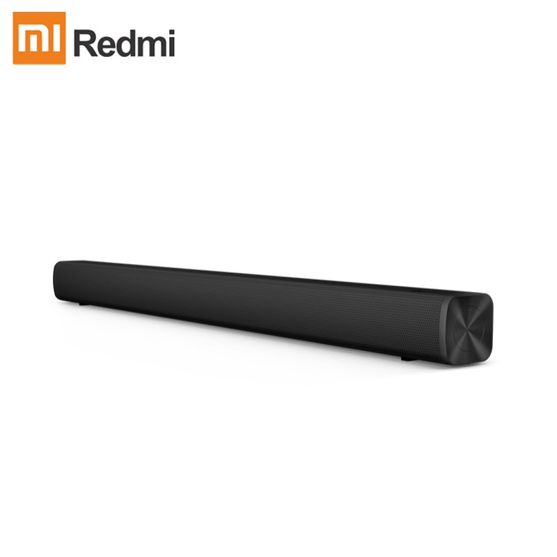 ใหม่! Xiaomi Redmi TV Soundbar speaker 30W โฮมเธียเตอร์ติดผนัง อุปกรณ์สเตอริโอไร้สายบลูทูธ - Black