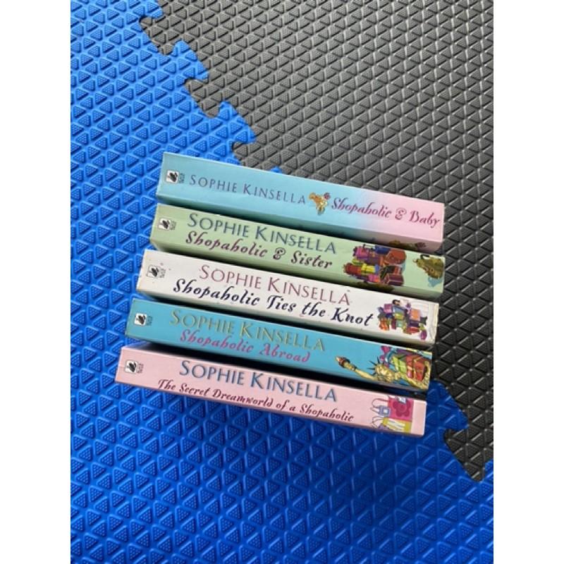 Shopaholic Series Books (Used) -5 books