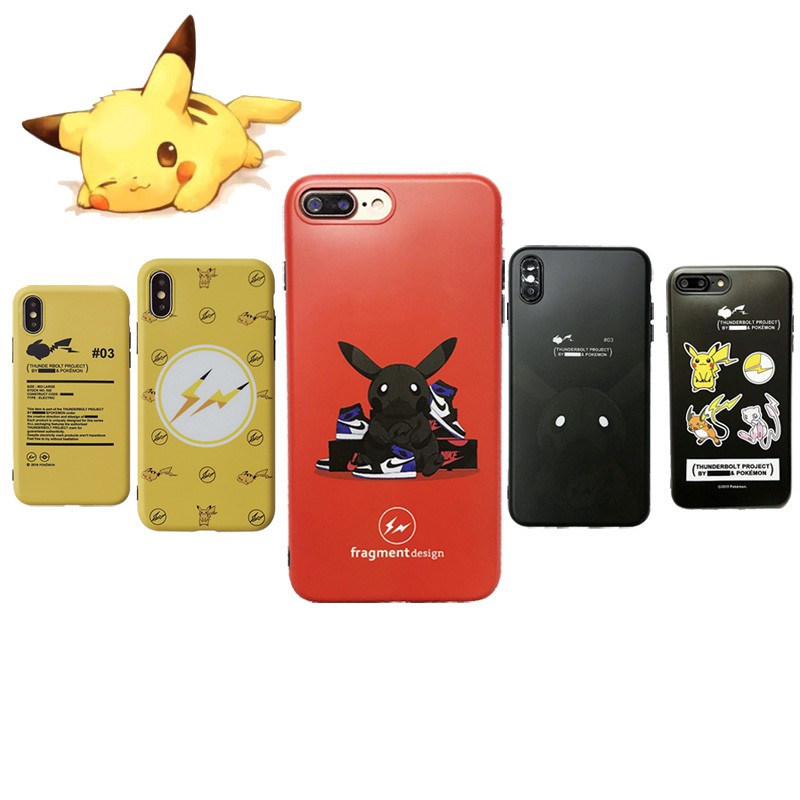 coque iphone xs max pikachu