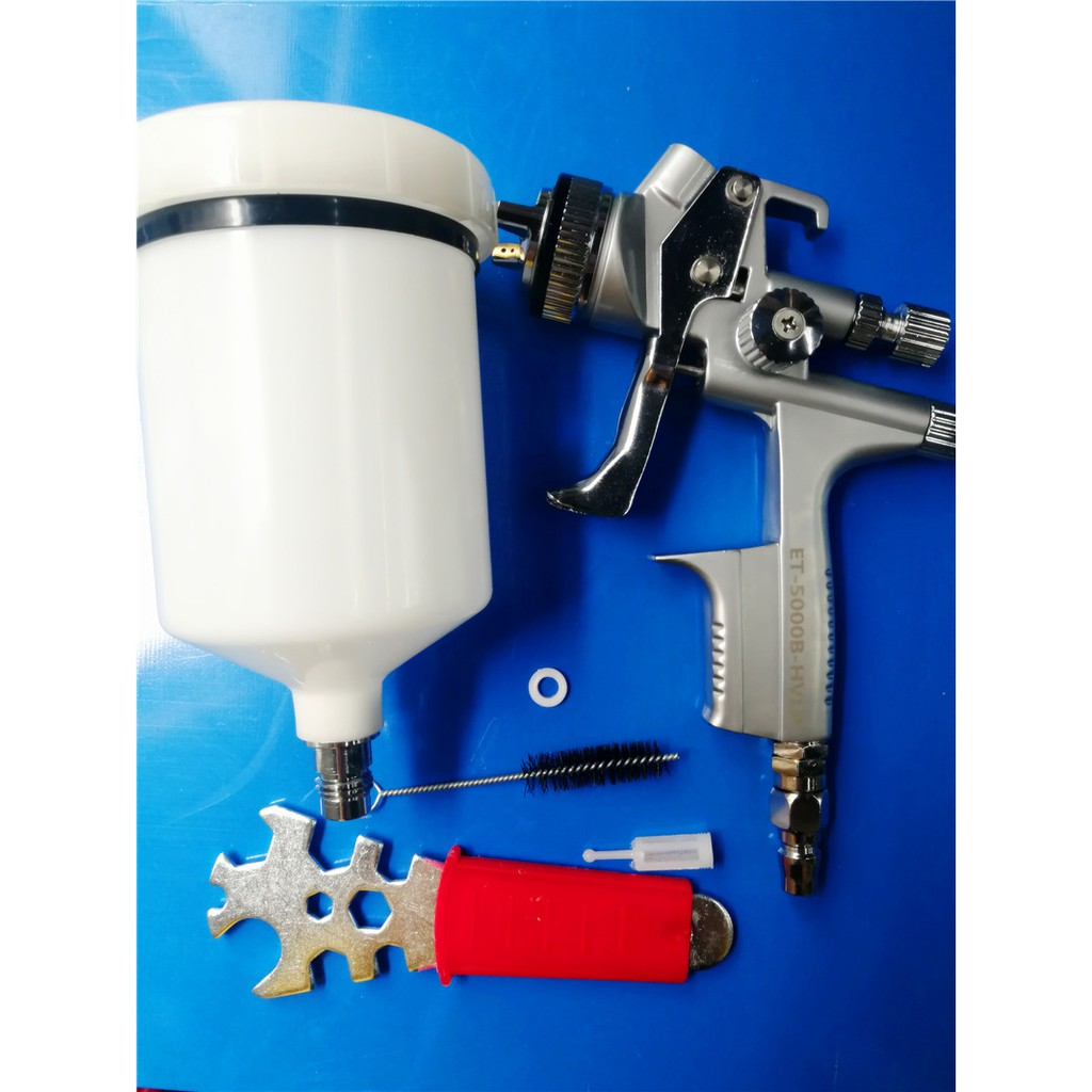 Devilbiss HVLP Spray Gun GTI Pro TE20 For Paint Cars High Efficiency Automotive